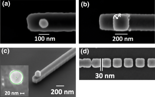 Transport And Noise Properties Of Sub-100-nm Planar  Nb  Josephson Junctions With Metallic  Hf – Ti  Barriers For Nano-SQUID Applications
